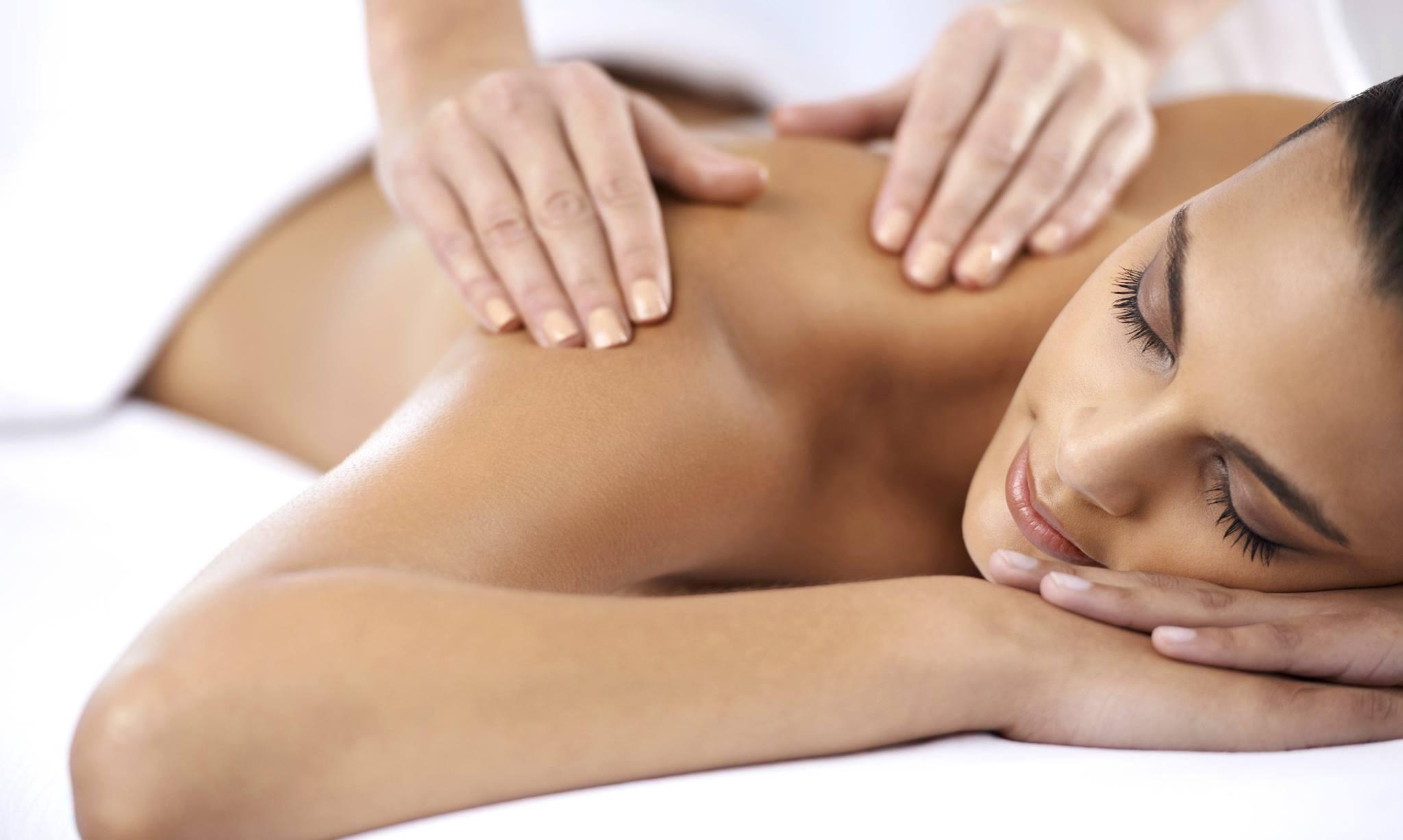Загальний масаж тіла Львів