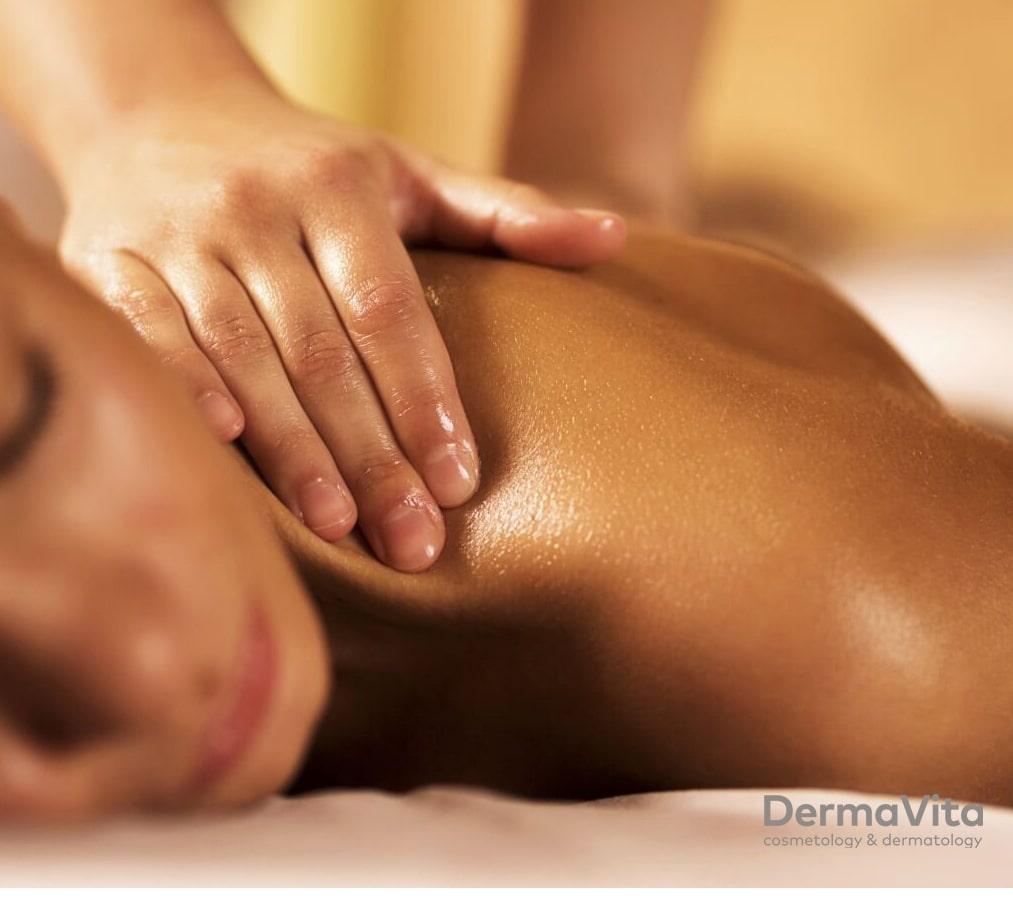 СПА масаж відновлення