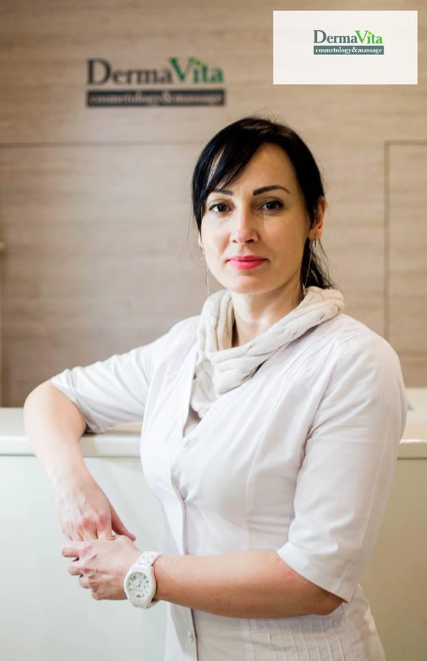 Khrystyna Sabkovska